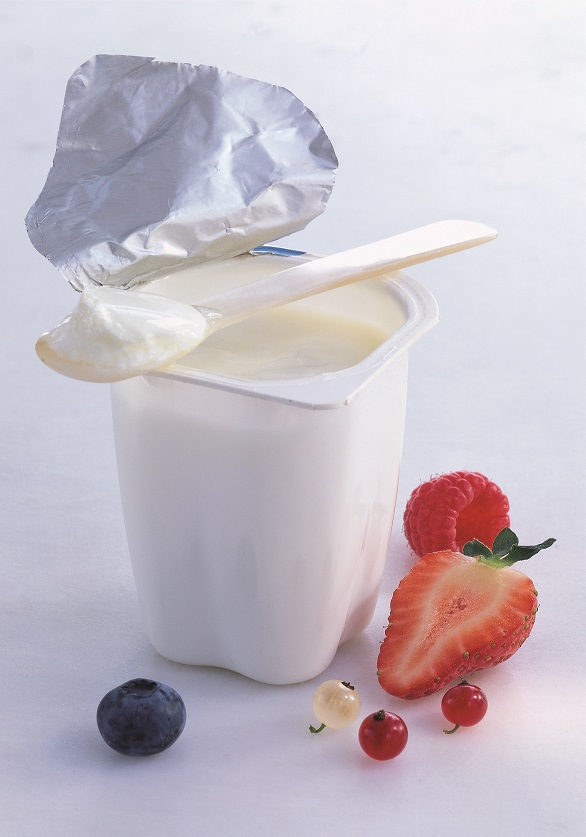 PP rigid packaging modified with the New Granic - the latest sustainable alternative to PS
